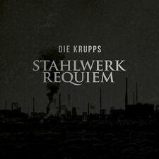 DIE KRUPPS Stahlwerkrequiem - LP / Vinyl + CD -  (Faust, Guru Guru, Pyrolator)