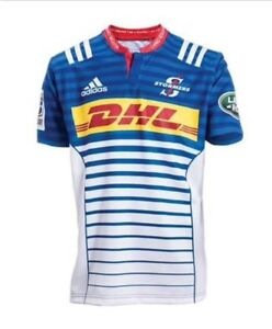 2015 Stormers Rugby Union adidas Home Shirt Jersey Top BNWT Junior Boys RRP £60