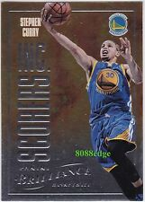 2012-13 PANINI BRILLIANCE SCORERS INC: STEPHEN CURRY #5 NBA ALL-STAR/LEAGUE MVP