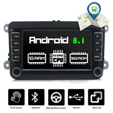 "7"" Android Car Stereo Bluetooth GPS NAVI For VW GOLF 5 PASSAT Variant Polo Caddy"