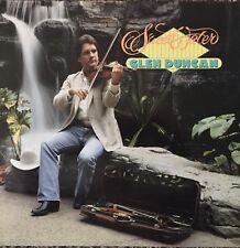 Glen Duncan - Sweet Water LP Fiddle Bluegrass Vinyl 1988 Turquoise Records