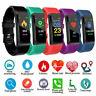 ID115 Plus Sport Smart Watch Bracelet Heart Rate Pedometer Fitness Tracker
