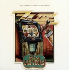 "ZZ Top - Viva Las Vegas (7"") (Shaped Picture Disc) (EX-/EX)"