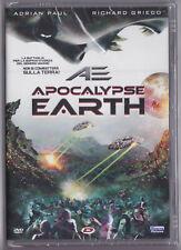 AE Apocalypse Earth - DVD SIGILLATO