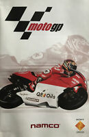 Moto Gp Ps2 Manual Only (no Game Or Case)