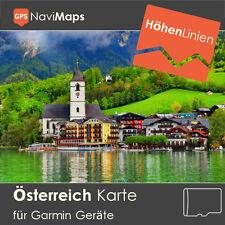 Topo Karte Österreich Garmin Edge GPSMap Etrex Nüvi Astro Oregon Dakota Montana