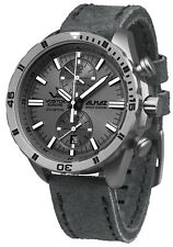 Vostok Europe Almaz Titan Chronograph Mens Watch Chrono 6S11-320H264