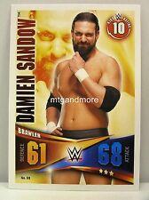 Slam ATTAX rivals - #068 Damien sandow