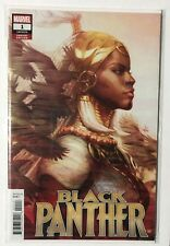 Black Panther #1 Marvel 2018 Series Artgerm Variant Cover NM-