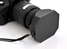 43mm Lens Hood for CANON VIXIA HV20 HV30 HV40 HFM50 HFM52 HFM500 HFM41 camcorder