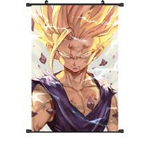 "Hot Anime Dragon Ball Z Son Gohan Home Decor Poster Wall Scroll 8""x12"" P178"