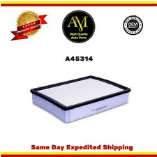 A45314 Air Filter for Cadillac, Chevrolet, GMC 4.3L, 5.0L, 5.3L, 6.0L, 6.2L