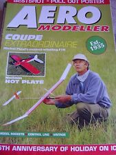 AEROMODELLER JULY 2012 MODEL AIRCRAFT MAG HOT PLATE ROCKETS COUPE EXTRAORDINAIRE