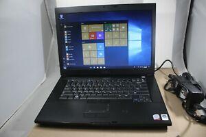 Dell Latitude E6500 P8400 2.26GHz 2GB RAM 160GB HDD 1920x1200 Windows 10 Pro
