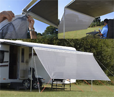 Kampa Sunscreen sun protection front screen for roll out caravan awning awnings