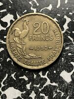1950 France 20 Francs (6 Available!) Circulated (1 Coin Only) KM#916.1