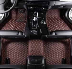 car mats For Jeep Compass Floor Mats Auto Mat automobile Carpets mats