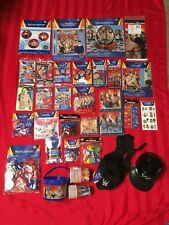 WWE ITEMS LOT  MANY ITEMS  LOWEST PRICES ON EBAY!  CHECK THEM OUT!