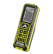 New Ryobi 30m Laser Distance Digital Measure Range Finder