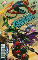 Uncanny Avengers #1 (Vol 3) 1:50 Variant by J. Scott Campbell