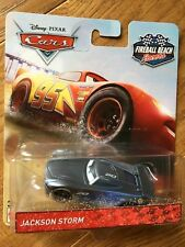 DISNEY/PIXAR CARS FIREBALL BEACH RACERS JACKSON STORM 2.0
