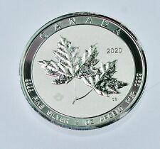2020 Canadian 2 oz. Twin Maple Leaf Silver Bullion Coins .9999 Pure