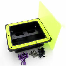 Waterproof Sealed Servo Radio Box Kit for Marine Gas Nitro 1/10 RC Boat Model