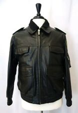 VINTAGE GERMAN POLICE MOTORCYCLE JACKET 44R LD141 NEW AND NEVER WORN 1994 UNIQUE