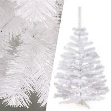 120 cm Weihnachtsbaum künstlicher Christbaum Tannenbaum Kunstbaum Dekobaum weiß
