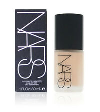 NARS Sheer Matte Foundation Weightless Liquid Makeup 1 oz VALLAURIS MEDIUM 1.5