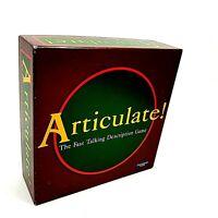 Drumond Park Articulate! - Vintage 1990s Edition, Complete