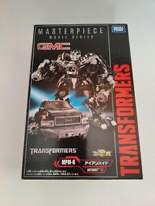 Transformers Movie Masterpiece MPM-06 Ironhide by Takara Tomy (original)