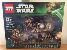 LEGO STAR WARS - EWOK VILLAGE - 10236 - New & Sealed - RETURN OF THE JEDI