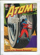 """The Atom #17 - """"Case Of The Hooded Hijackers!"""" - (4.5) 1965"""
