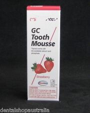 GC Tooth Mousse whitening sensitivity toothache dry mouth bad breath braces(S)