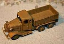 MGM 080-035 1/72 Resin WWII Japanese Isuzu 6x4 Type 94A 1.5ton Truck