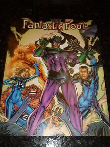 """FANTASTIC FOUR """"POSTER"""" -  Size 10"""" by 13"""" from a US Marvel Comic"""