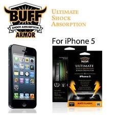 BUFF Ultimate Shock Absorption Screen Protector Film - Apple iPhone 5/5S/5G/5C