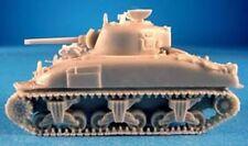 Milicast BA04 1/76 Resin WWII Sherman II M4A1 75mm VVSS (Mid Prod.)