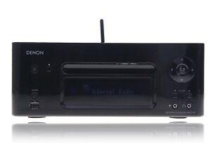 Denon RCD-N7 CD Receiver WiFi Network Airplay