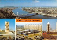 B56601 Budapest multi views   hungary