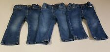 Lot Of 3 Childs Place Toddler Jeans Jeggings.Bootcuts  18-24 months