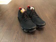 Nike Air VaporMax Flyknit 3 Men's Shoe Black/Igloo/Flash Crimson/Black SZ 14