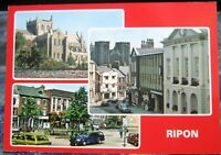 England Yorkshire Ripon Multi-view - posted 1992