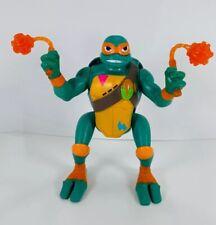 Teenage Mutant Ninja Turtles Michelangelo Action Figure Pop Up 2018 TMNT 050