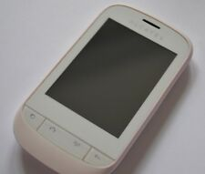 ALCATEL ONETOUCH  OT-720 - White (Unlocked) Mobile Phone GOOD CONDITION