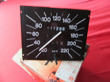 Original Alfa Romeo 75 2,0 + 1,8 Vergaser Tacho Tachometer 60740998 NEU