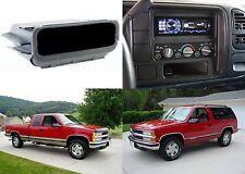 Radio Delete Cubby Pocket For 1995-2000 Chevrolet GMC C/K1500 New Free Shipping