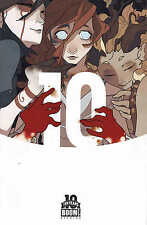 Toil and Trouble #1 1:10 Ten Years of Boom Anniversary Variant Archaia