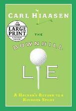 The Downhill Lie: A Hacker's Return to a Ruinous Sport (Random House L-ExLibrary